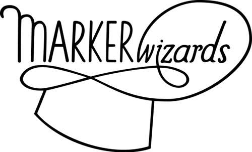 [Image: Marker Wizards logo]
